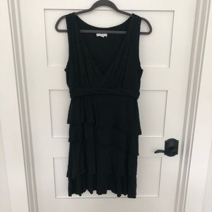 New York & company black dress size medium